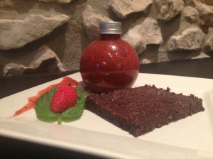Mini choco noisette et son coulis de menthe fraise - It's Her Mess (3)