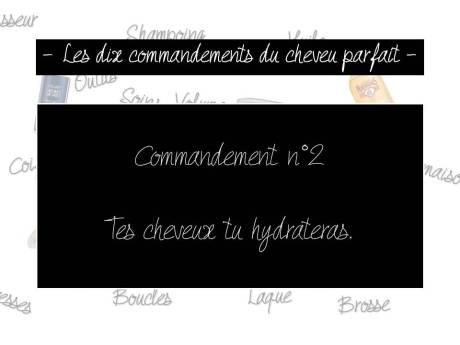 Commandement n°2 - It's Her Mess (1)