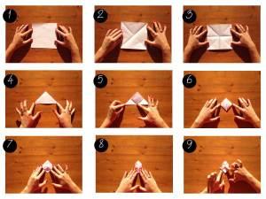 DIY - Guirlande boules en Origami - It's Her Mess (1)