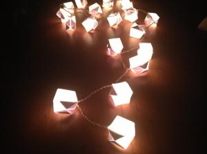 DIY - Guirlande Origami boules - It's Her Mess (3)