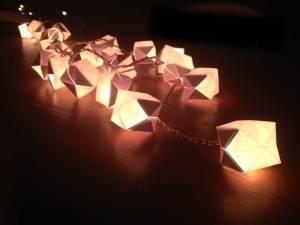 DIY - Guirlande Origami boules - It's Her Mess (5)
