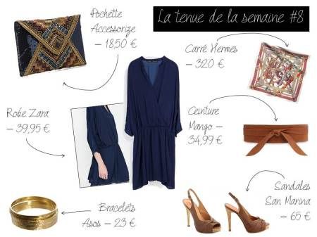 La tenue de la semaine # 8- It's Her Mess