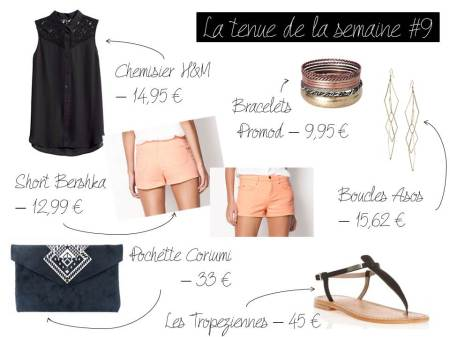 La tenue de la semaine #9 - It's Her Mess
