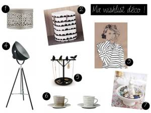 Ma wishlist déco - It's Her Mess