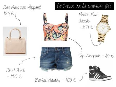 La tenue de la semaine #11 - It's Her Mess