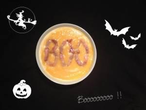 Courges chataignes et lardons pour Halloween - It's Her Mess (1)