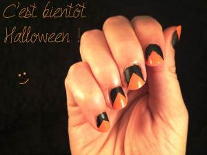 DIY - Le Nail Art D'Halloween - It's Her Mess