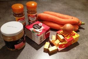 Le velouté carottes coco et sa pointe de coriandre - It's Her Mess
