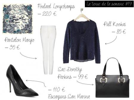 La tenue de la semaine #19 - It's Her Mess