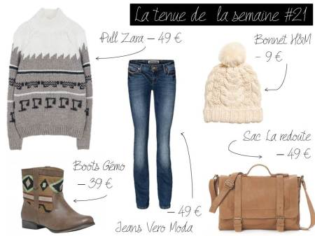 La tenue de la semaine #21 - It's Her Mess (1)
