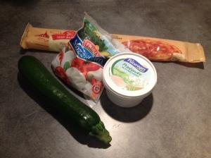 Les bouchées apéro courgette et fromages (2) - It's Her Mess