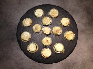 Les bouchées apéro courgette et fromages (4) - It's Her Mess