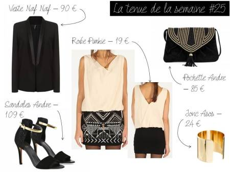 La tenue de la semaine #25 - It's Her Mess (1)