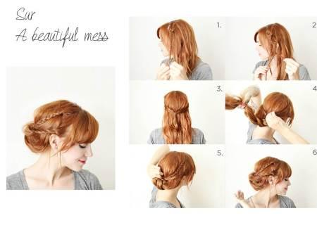 Nos cheveux aussi fêtent Noël - It's Her Mess (1)