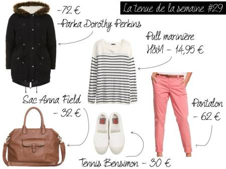 La tenue de la semaine #29 - It's Her Mess