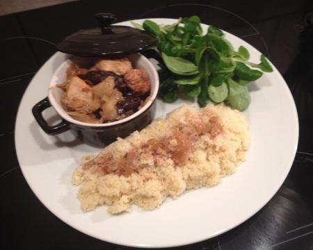Tajine de poulet amandes et pruneaux - It's Her Mess (2)