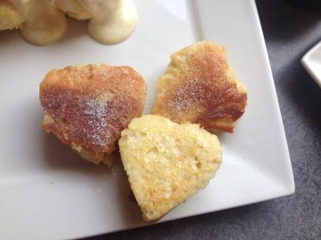 Brunch de Saint Valentin - Oeufs Mollets frits et brioche perdue - It's Her mess (3)