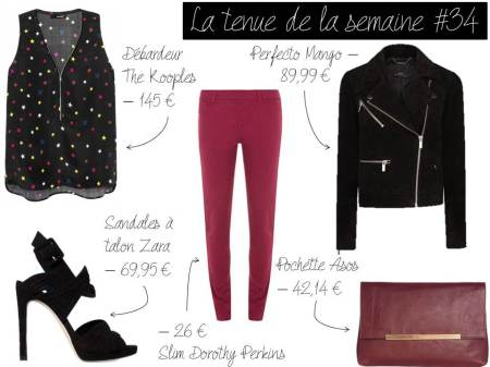 La tenue de la semaine #34 - It's Her Mess (1)
