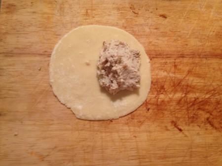 Ravioles au poulet, noix et roquefort - It's Her Mess (3)