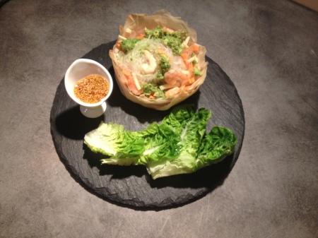 Salade Thaï - It's Her Mess (1)