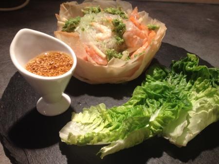 Salade Thaï - It's Her Mess (5)