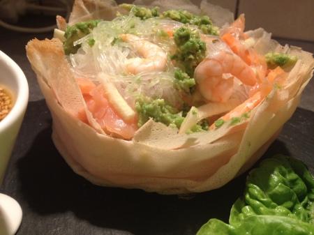 Salade Thaï - It's Her Mess (6)