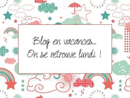 Blog en vacances - It's Her Mess