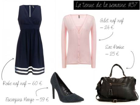 La tenue de la semaine #37 - It's Her Mess (1)