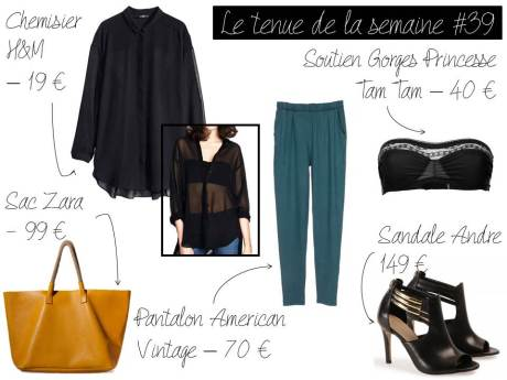 La tenue de la semaine #39 - It's Her Mess (1)