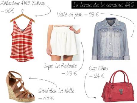 La tenue de la semaine #40 - It's Her Mess (1)