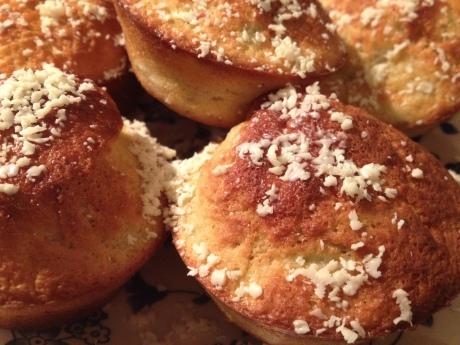 Muffins Rhubarbe Chocolat blanc - It's Her Mess (4)