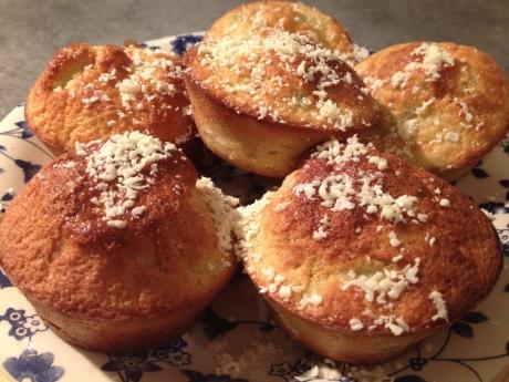 Muffins Rhubarbe Chocolat blanc - It's Her Mess (5)