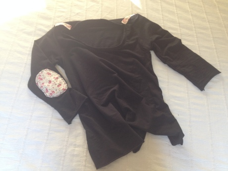 DIY - T-Shirt Plantin - It's Her Mess (1)
