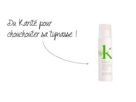 K pour Karité - it's Her Mess