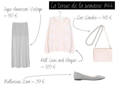 La tenue de la semaine #44 - It's Her Mess (1)