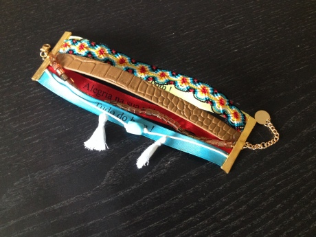 DIY - Bracelet HIPANEMA - It's Her MEss (10)