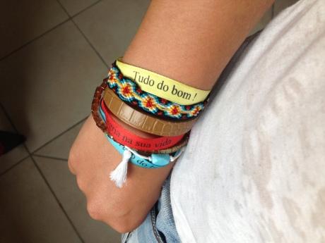 DIY - Bracelet HIPANEMA - It's Her MEss (11)