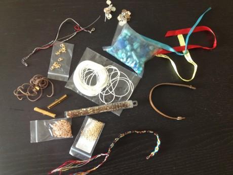 DIY - Bracelet HIPANEMA - It's Her MEss (2)