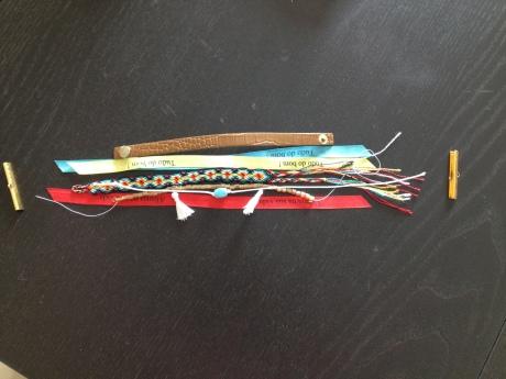 DIY - Bracelet HIPANEMA - It's Her MEss (3)