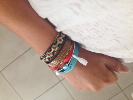 DIY - Bracelet HIPANEMA - It's Her MEss (7)