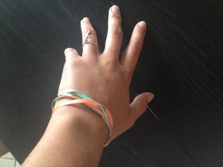 DIY - Bracelet rubans pour l'été - It's Her Mess (3)