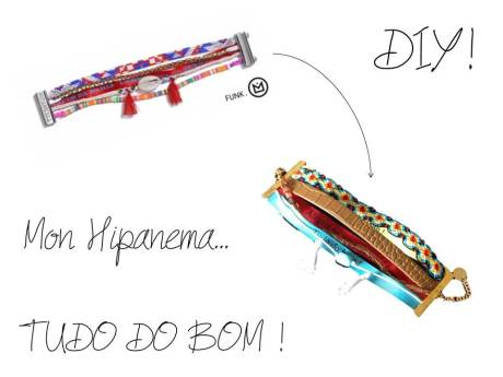 DIY  - HIPANEMA - It's Her MEss