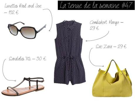 La tenue de la semaine #47 - It's Her Mess (1)
