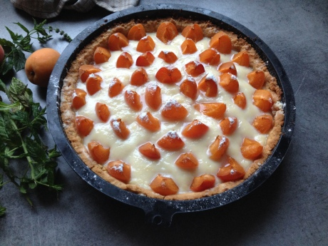 Tarte aux abricots - It's Her Mess (1)
