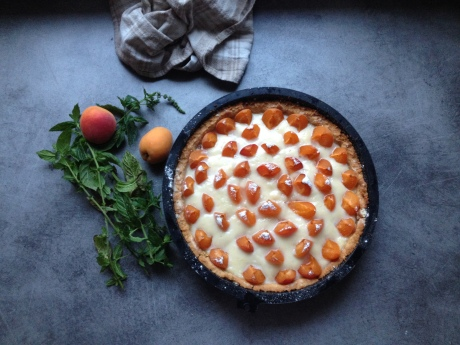 Tarte aux abricots - It's Her Mess (3)