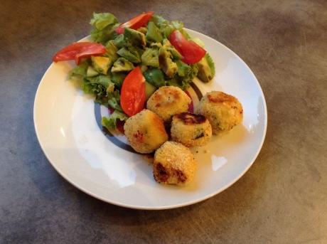 Croquettes de cabillaud aux légumes - It's Her Mess (1)