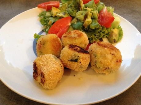 Croquettes de cabillaud aux légumes - It's Her Mess (2)