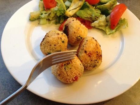 Croquettes de cabillaud aux légumes - It's Her Mess (3)