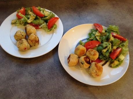 Croquettes de cabillaud aux légumes - It's Her Mess (6)