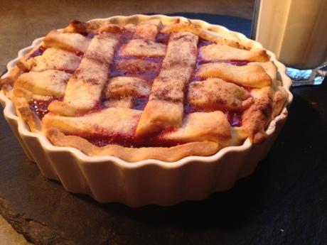 Mon american pie aux prunes - It's Her Mess (6)
